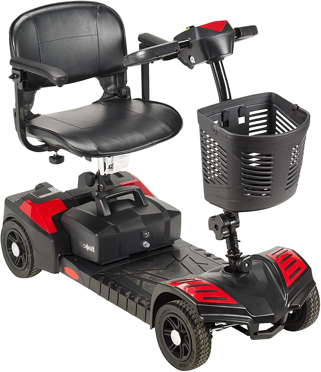 Compact Travel Scooter