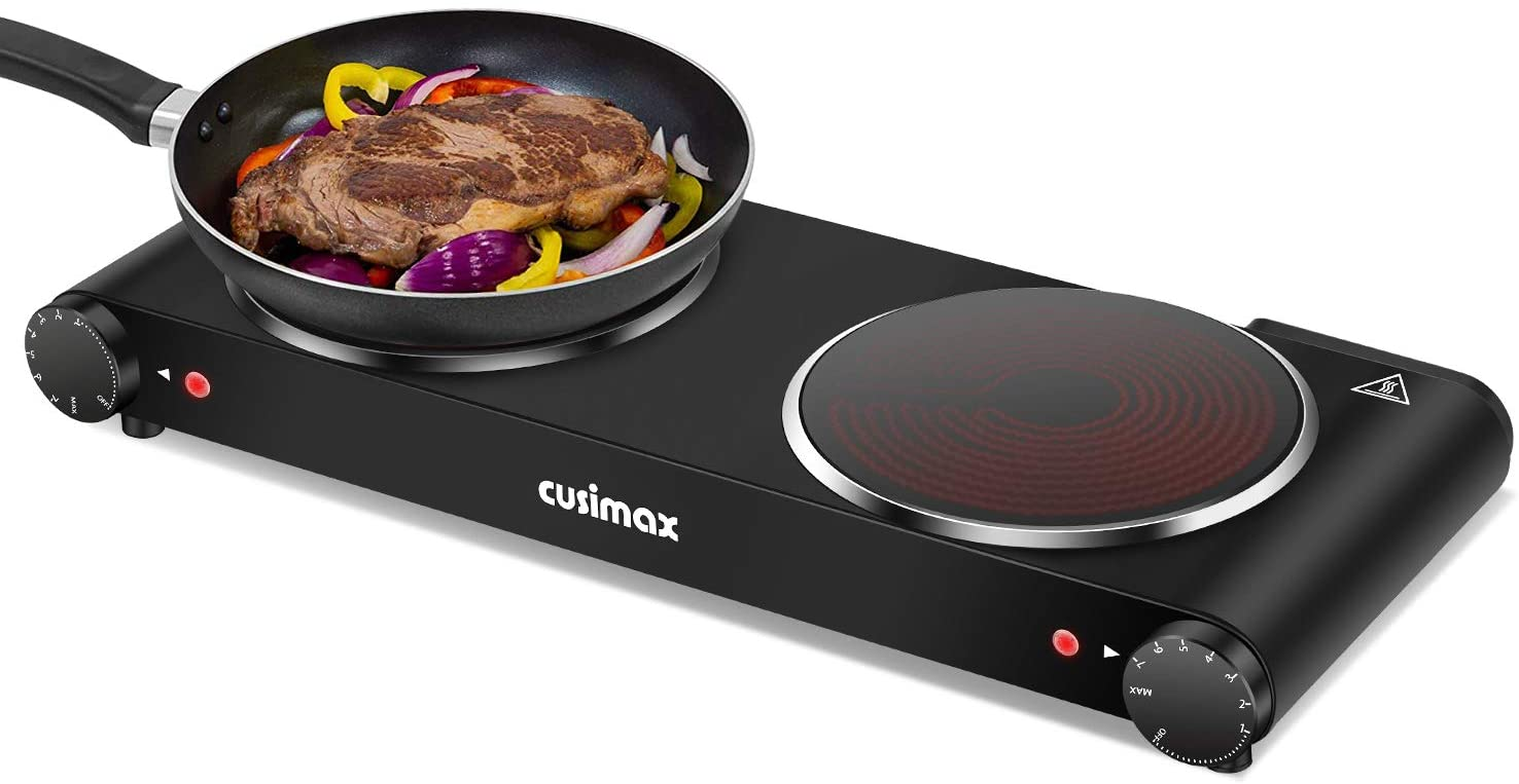 Upgraded Portable Induction Cooktops