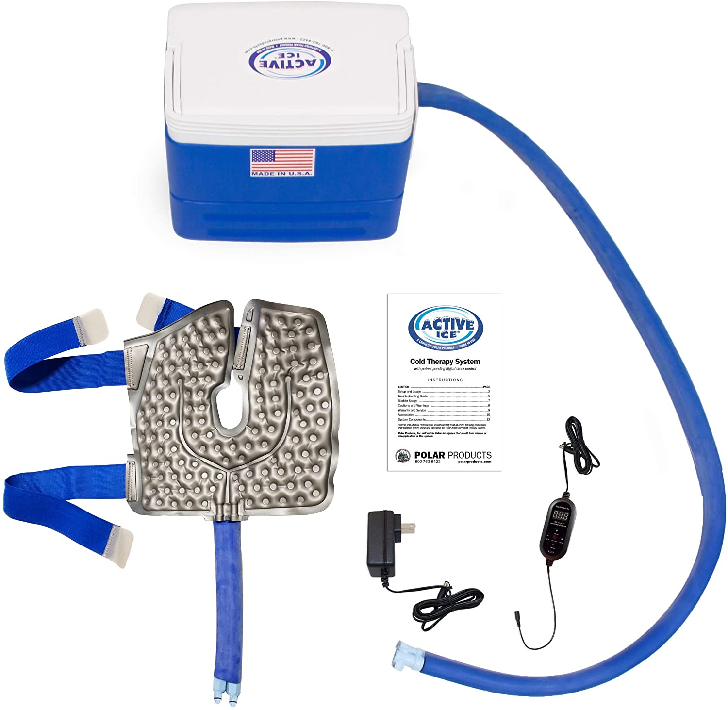 Polar Active Programmable Ice Therapy Machines