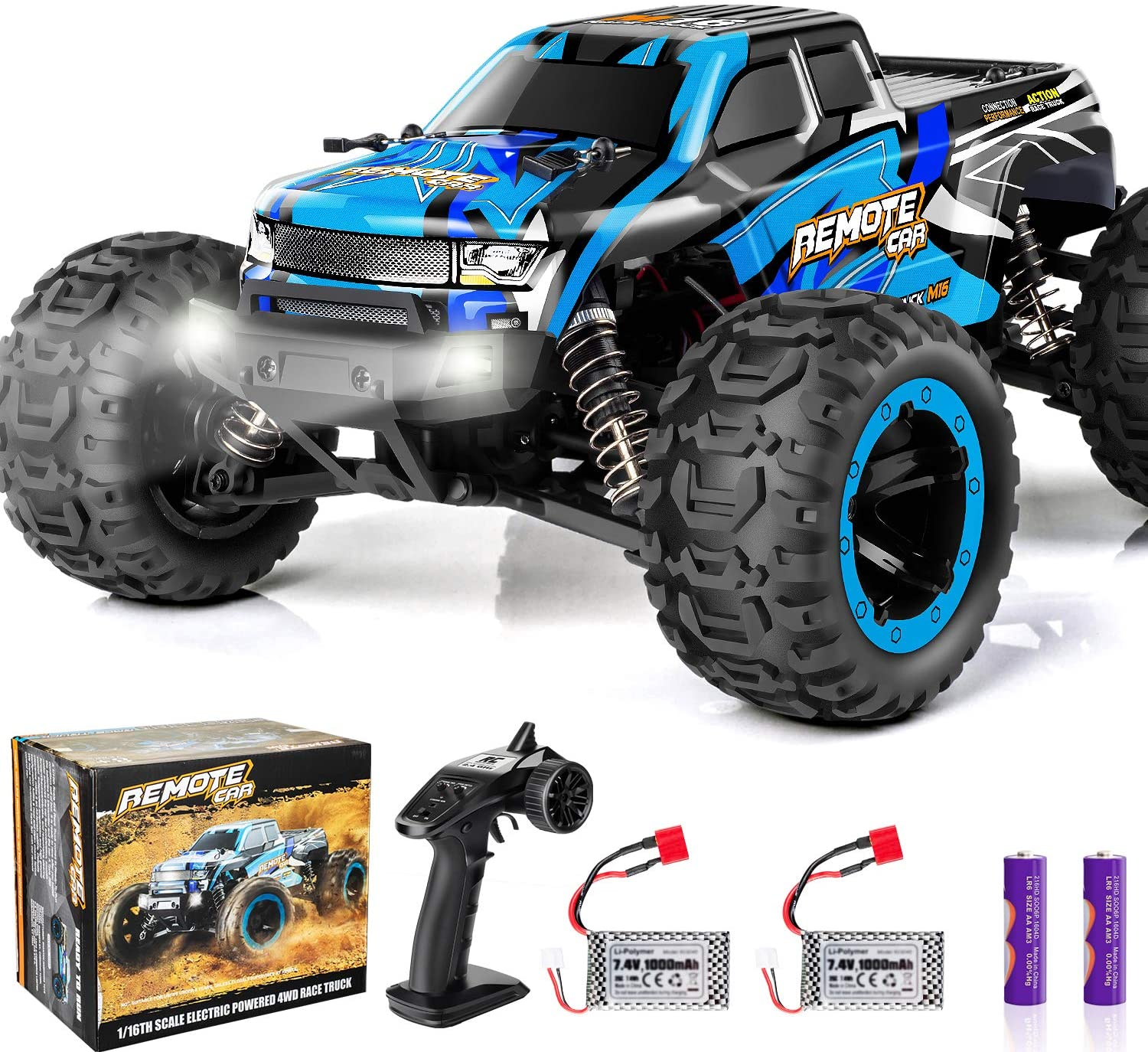 PHYWESS RC car