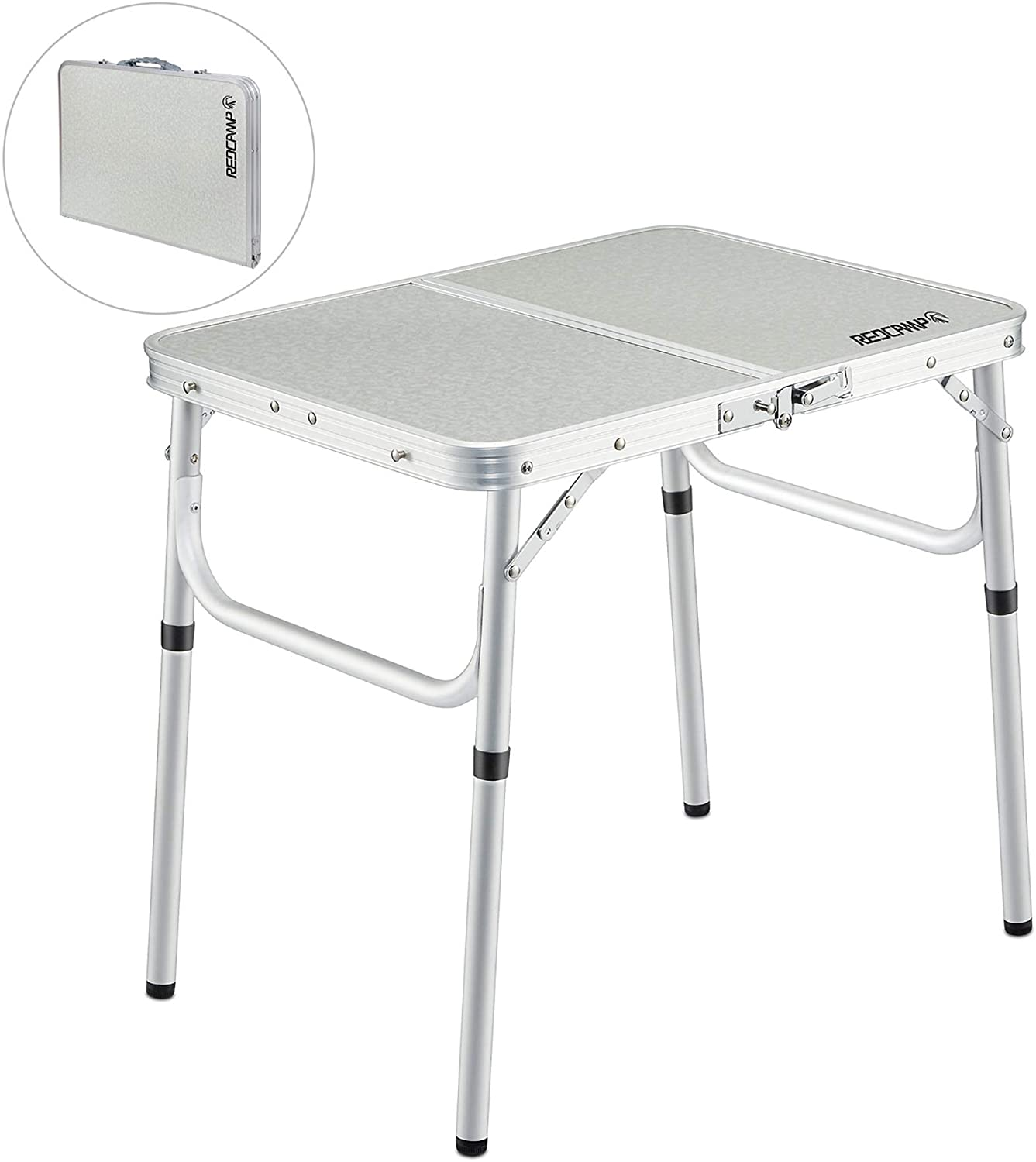 RedCamp Adjustable Camping Table