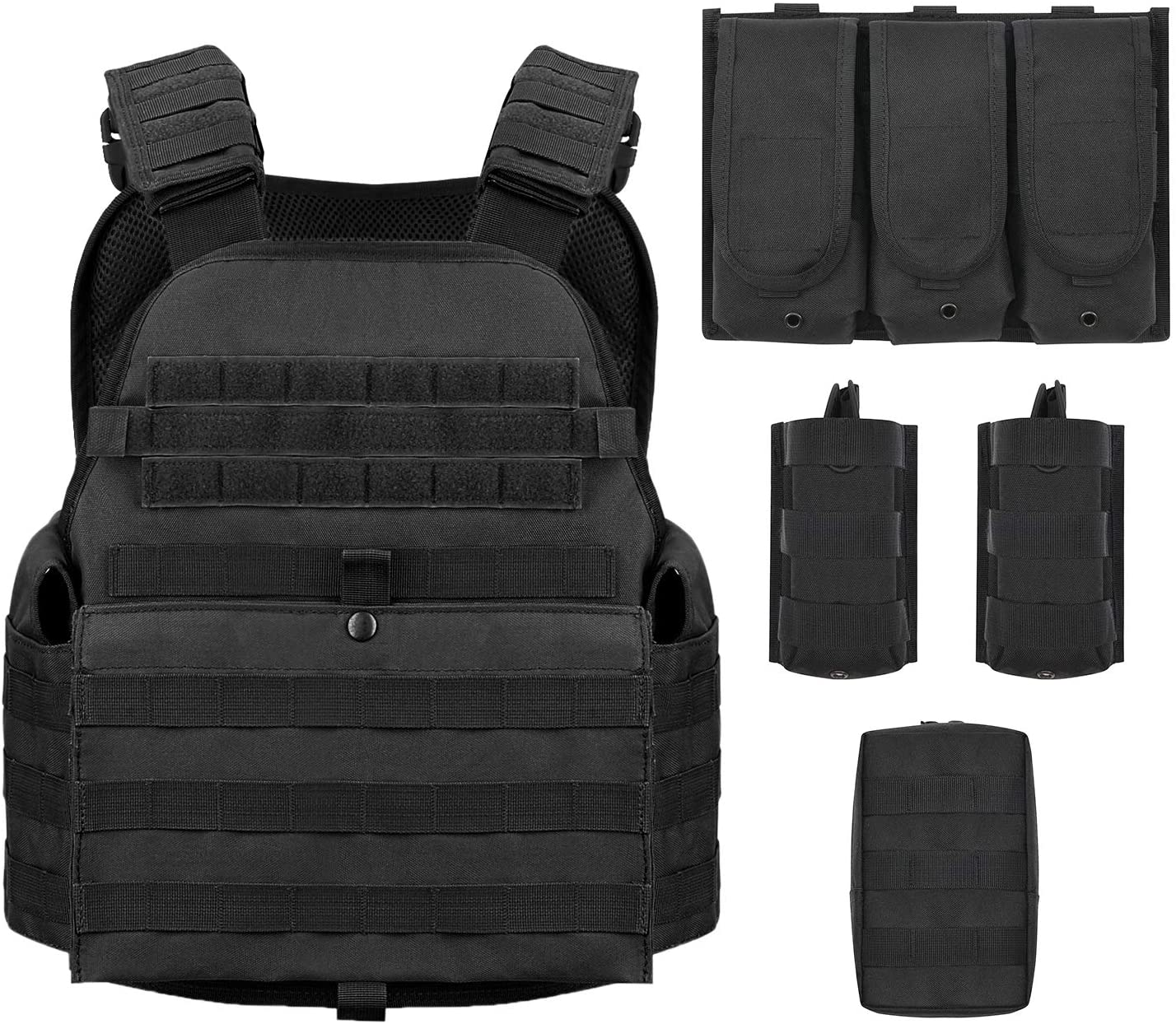 Tactical Outdoor Combat Breathable Tactical Vests
