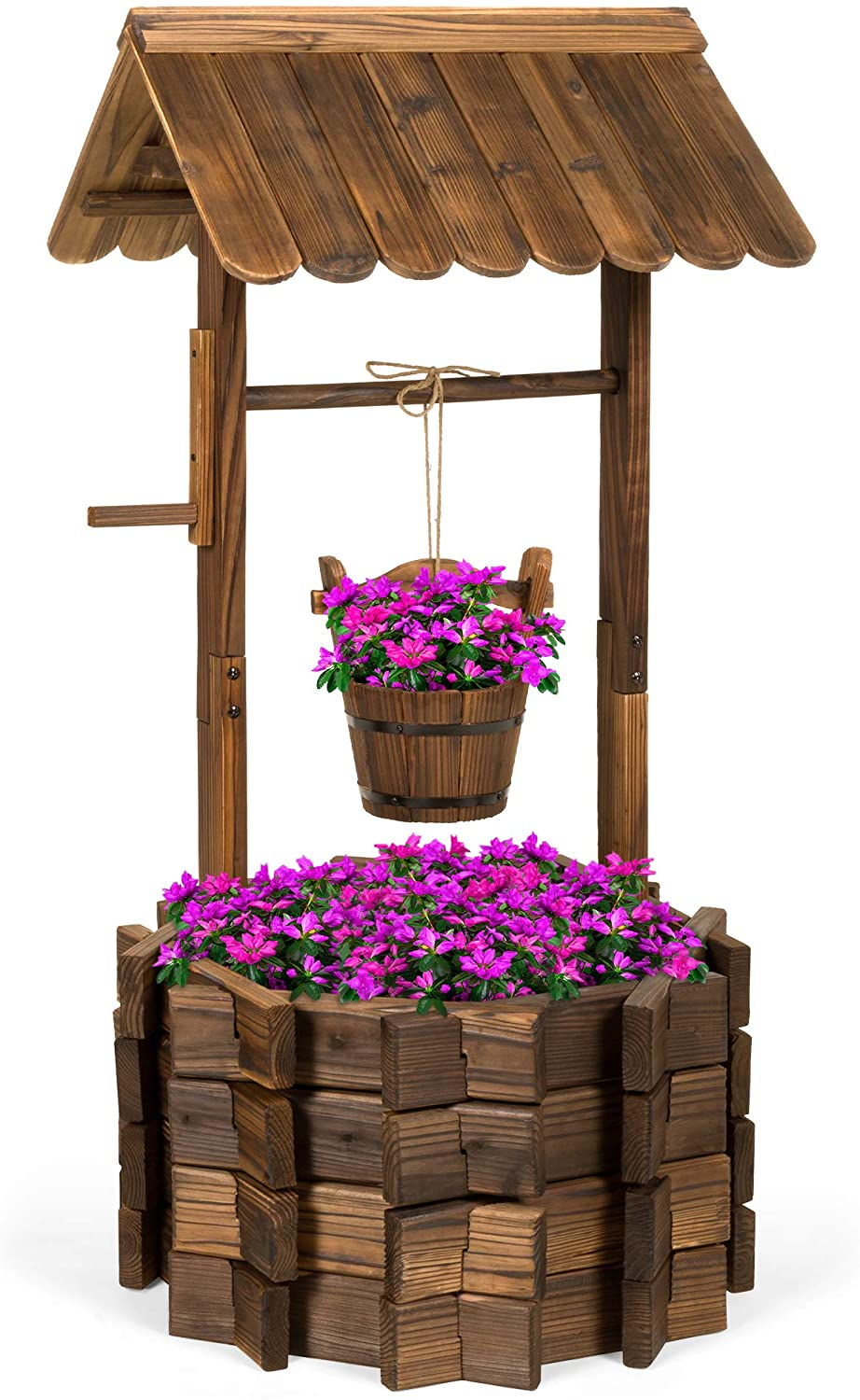 Best Choice Products SKY2399 Outdoor Garden Planters