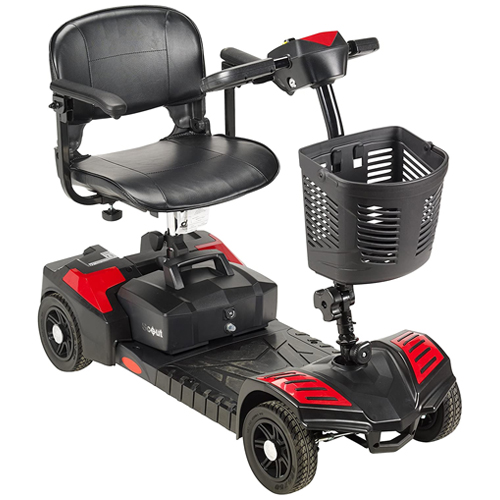Compact Travel Mobility Scooters