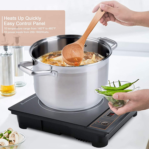 Gold Portable Induction Cooktops