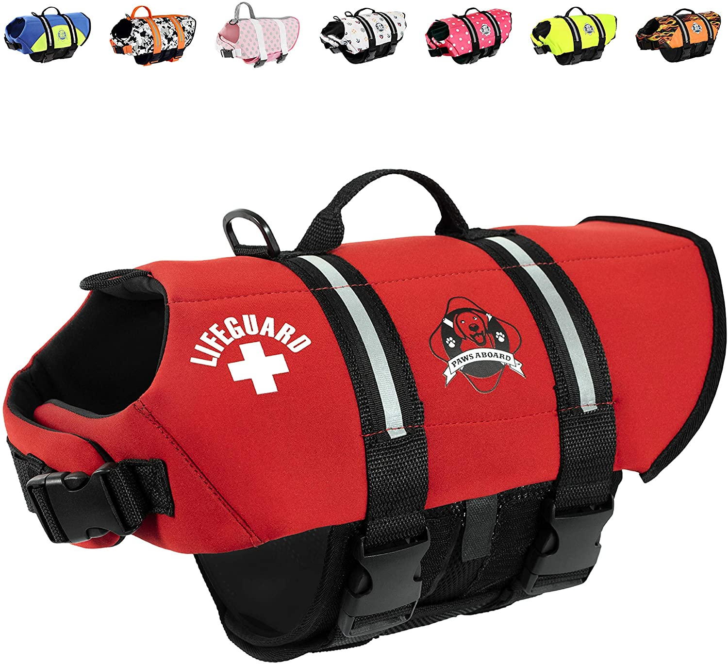 Paws Abroad Dog Life Vest