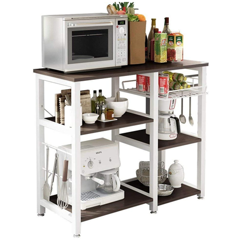 Soges Store 3-tier Microwave Carts