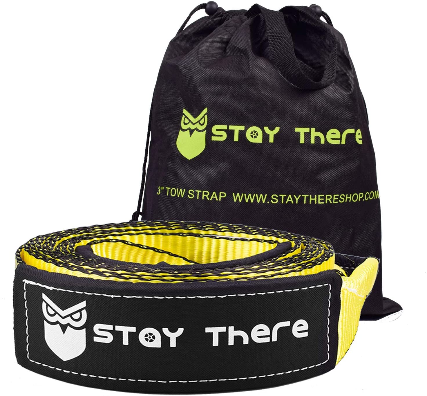 Stay There tow strap kit