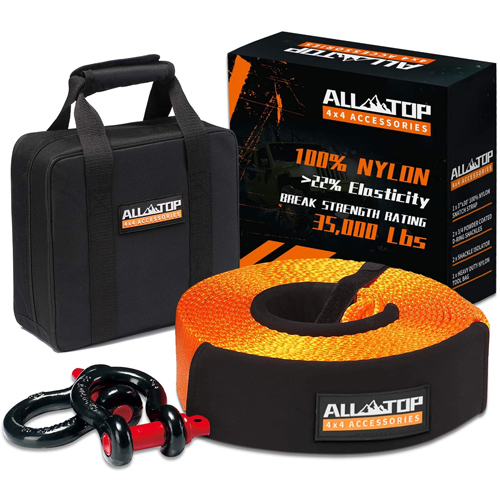 All-Top Tow Strap Kits