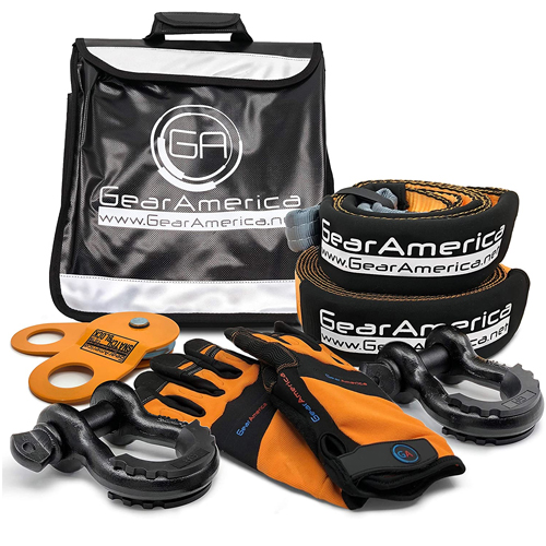Gear America Off- Road Recovery Kit